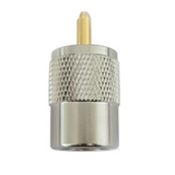 UHF male connector-for RG58-cable