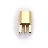 MMCX-FEMALE-PCB-FLANGE-CONNECTOR