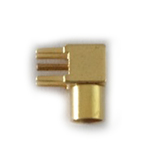 MMCX-FEMALE-RIGHT-ANGLE-PCB-CONNECTOR