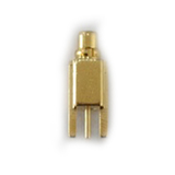 MMCX-MALE-PCB-FLANGE-CONNECTOR